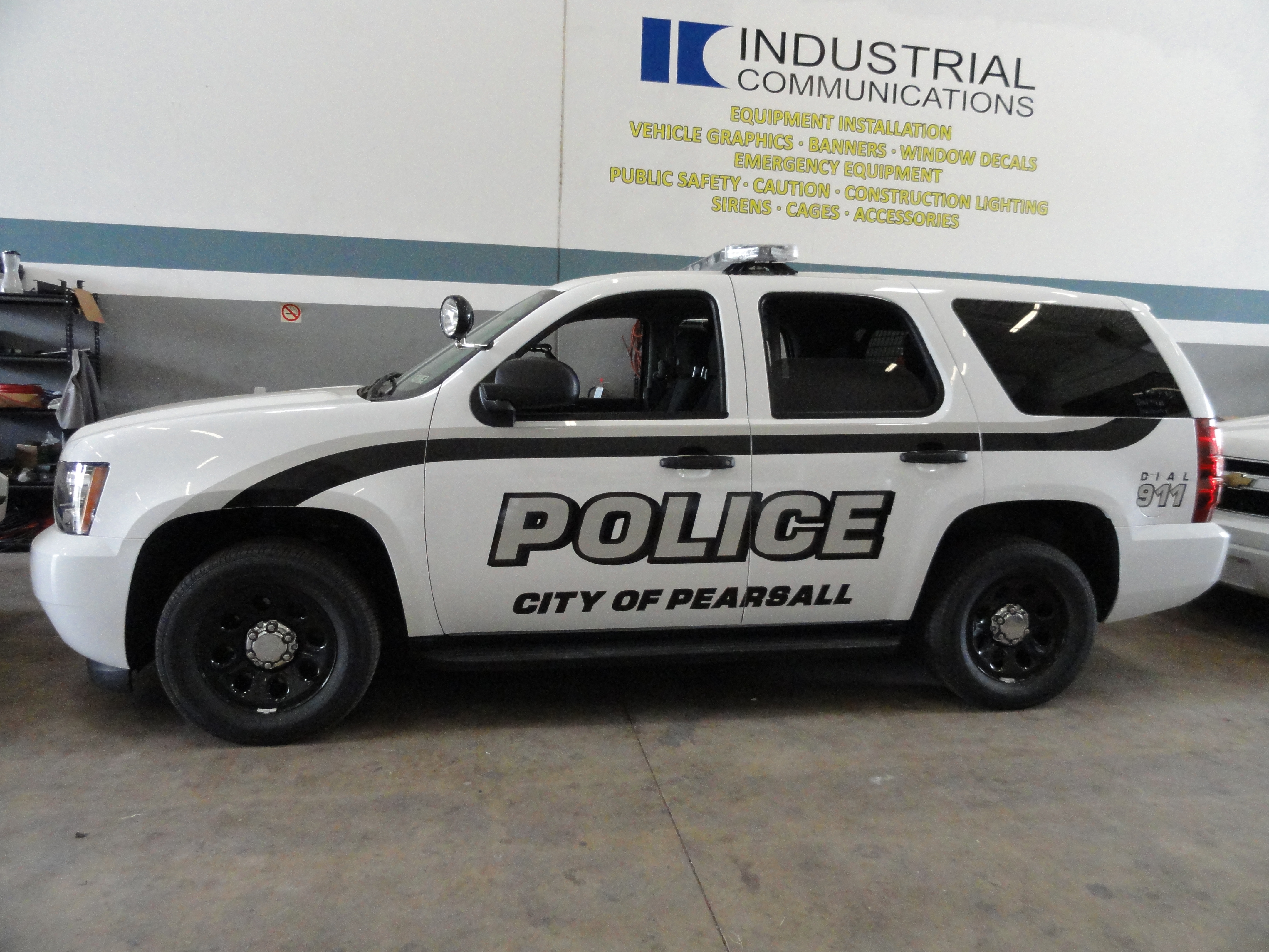 City of Pearsall Police Graphics 2