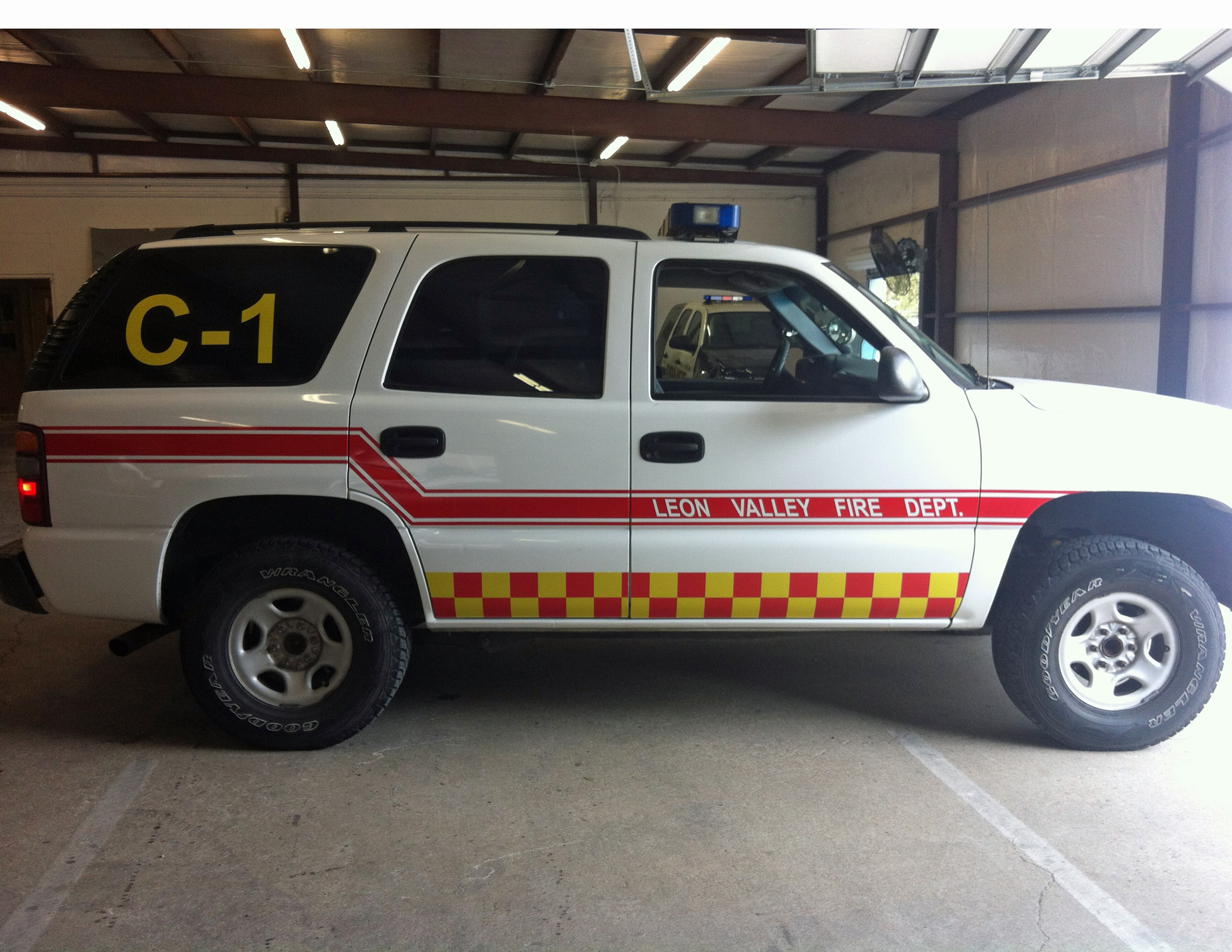Leon Valley Fire Dept.aGraphics
