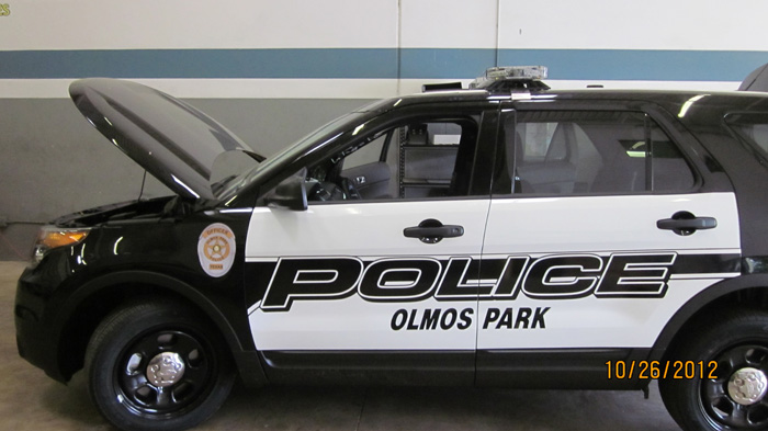 Olmos Park Police Graphics 3