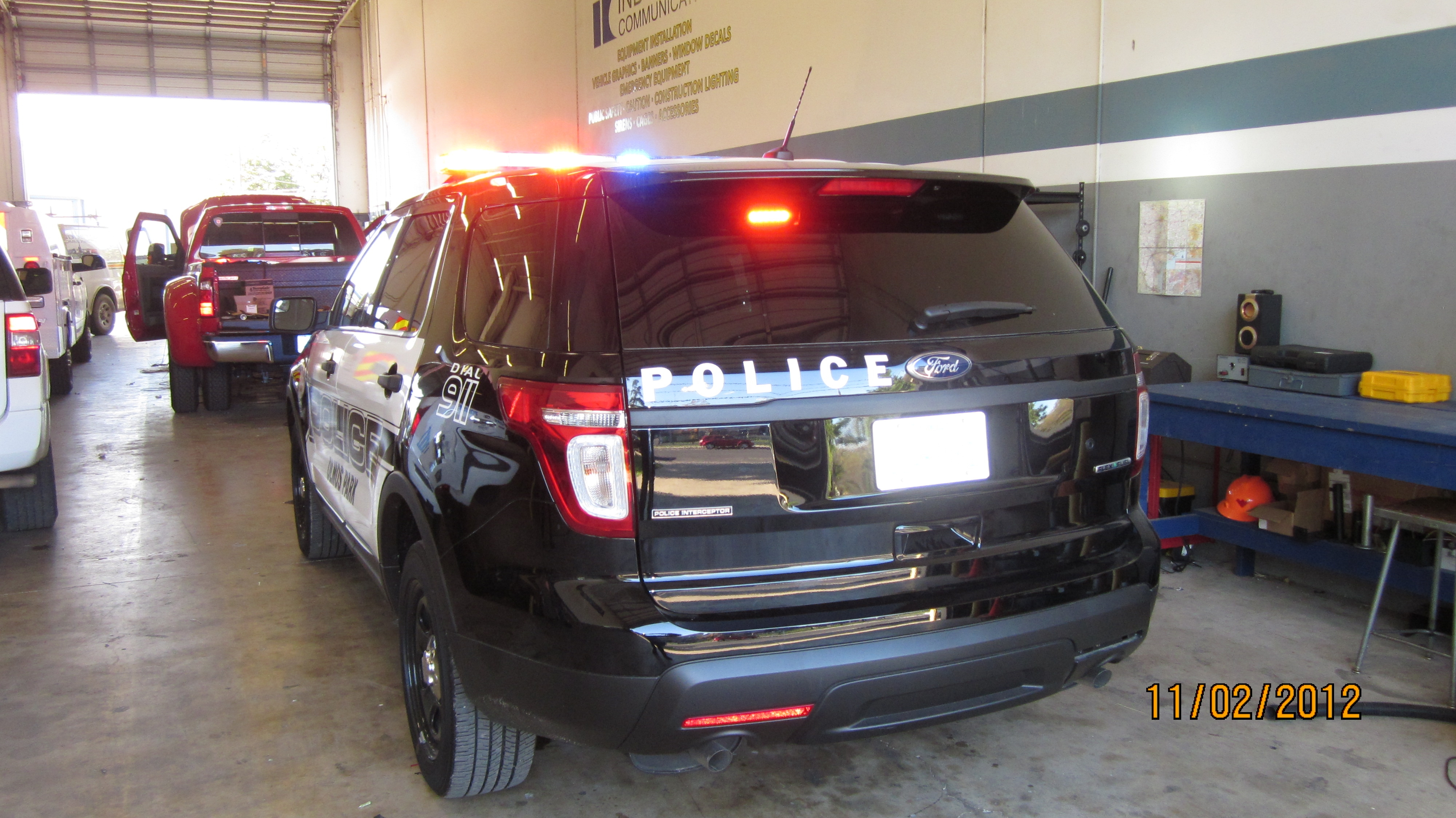 Olmos Park Police Graphics 4