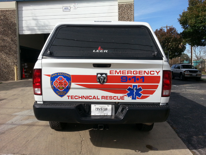 SAFD EMS Command 2 Install and Graphics