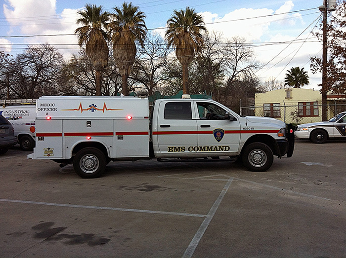 SAFD EMS Command 3 Install aaand Graphics