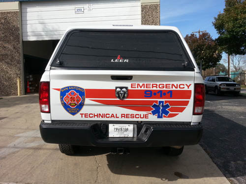 Copy of SAFD EMS Command 2 Install and Graphics