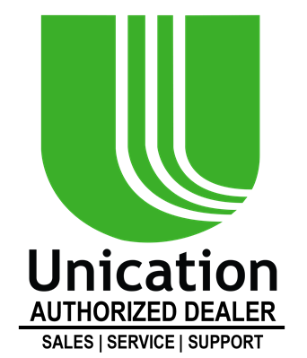 Unication Authorized Dealer Logo