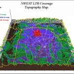 3D-topography-Coverage-Map